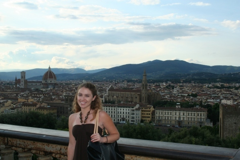 Tiffany in Florence