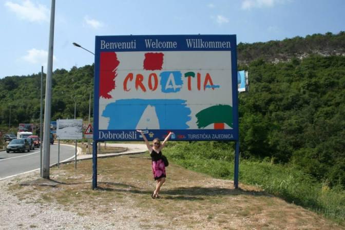 A Day in Croatia