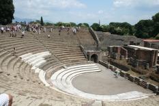 Pompeii arena
